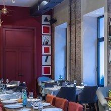 """Фото из портфолио Ресторан """"Gouse Gouse"""" – фотографии дизайна интерьеров на InMyRoom.ru"""