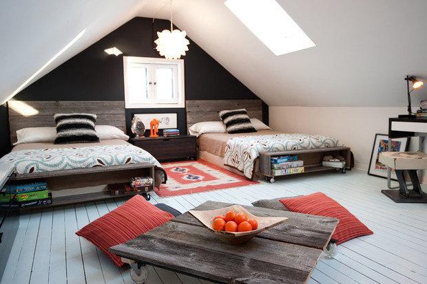 Фотография: Спальня в стиле Восточный, Детская, Интерьер комнат, Советы – фото на InMyRoom.ru