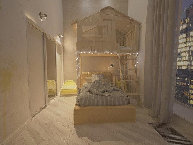 Фотография: Мебель и свет в стиле Лофт, Детская, Советы, Гид, как оформить детскую – фото на InMyRoom.ru