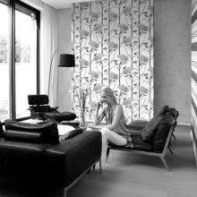 Фото из портфолио Decoprint Коллекции Idyllia – фотографии дизайна интерьеров на InMyRoom.ru