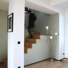 Фото из портфолио Лофт-пентхаус для холостяка в Париже – фотографии дизайна интерьеров на INMYROOM