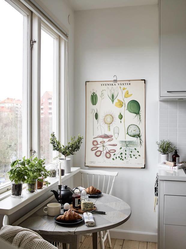 Фотография: Кухня и столовая в стиле Скандинавский, Советы, Finish – фото на InMyRoom.ru