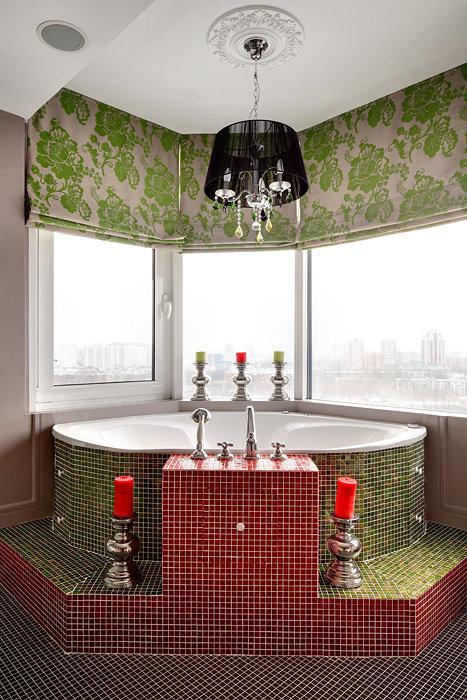 Фотография: Ванная в стиле Современный, Эклектика – фото на INMYROOM