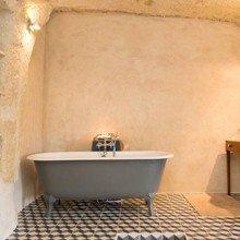Фото из портфолио Уникальный отель в ПЕЩЕРЕ, Франция – фотографии дизайна интерьеров на INMYROOM