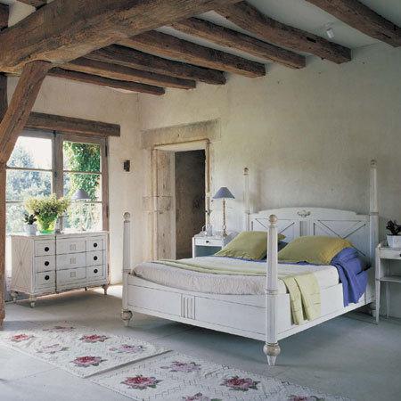 Фотография: Спальня в стиле Прованс и Кантри, Декор интерьера, Декор дома, Прованс – фото на InMyRoom.ru