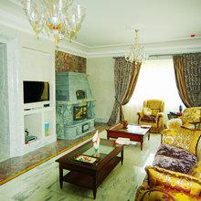 Фото из портфолио Что нам стоит дом построить… в Вартемягах? – фотографии дизайна интерьеров на InMyRoom.ru