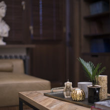 Фотография: Декор в стиле Современный, Лофт, Дом, Проект недели, Москва, Дина Александрова, сталинка, Анна Тимофеева – фото на InMyRoom.ru