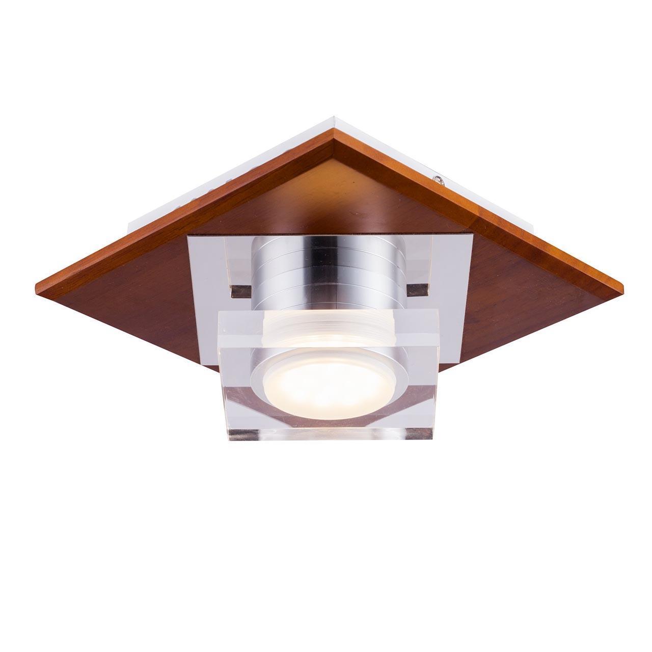 Купить Потолочный светильник Natura Led Venge с плафоном из стекла, inmyroom, Италия