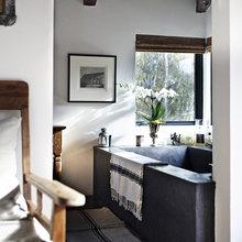Фото из портфолио Открытая планировка современного дома в МАЛИБУ – фотографии дизайна интерьеров на InMyRoom.ru
