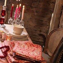 Фотография: Декор в стиле Кантри, Современный, Свечи, Сервировка стола – фото на InMyRoom.ru