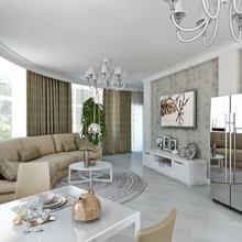 Фото из портфолио Дизайн интерьера квартиры. Киев – фотографии дизайна интерьеров на InMyRoom.ru