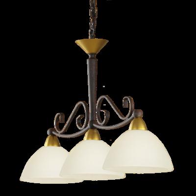 Подвесной светильник Eglo Medici в замковом стиле
