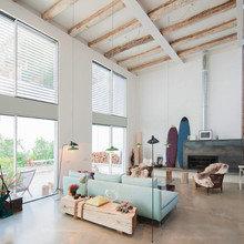 Фото из портфолио Новый частный дом в Барселоне – фотографии дизайна интерьеров на INMYROOM