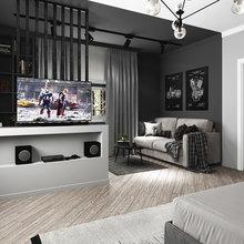 Фото из портфолио Спальня для подростка – фотографии дизайна интерьеров на INMYROOM