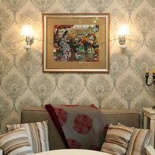 Фотография: Декор в стиле Кантри, Кухня и столовая, Интерьер комнат, Проект недели – фото на InMyRoom.ru