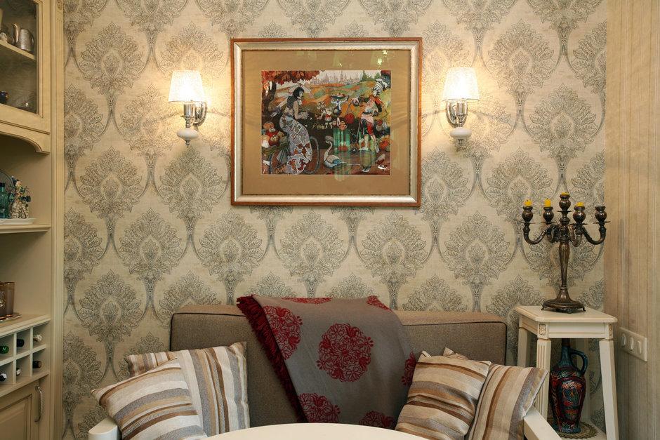 Фотография: Декор в стиле Прованс и Кантри, Кухня и столовая, Интерьер комнат, Проект недели – фото на InMyRoom.ru