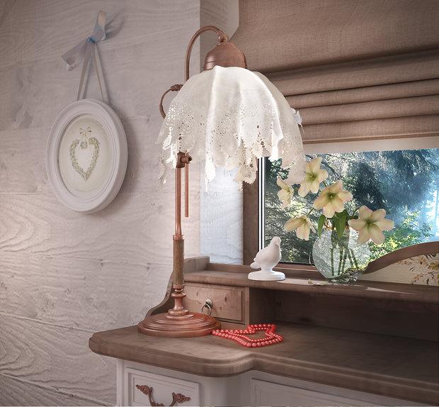 Фото из портфолио Уютный дом в стиле прованс – фотографии дизайна интерьеров на INMYROOM