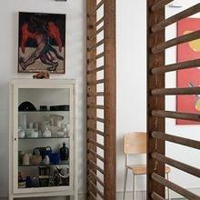 Фотография: Декор в стиле Скандинавский, Декор интерьера, Мебель и свет, Перегородки – фото на InMyRoom.ru