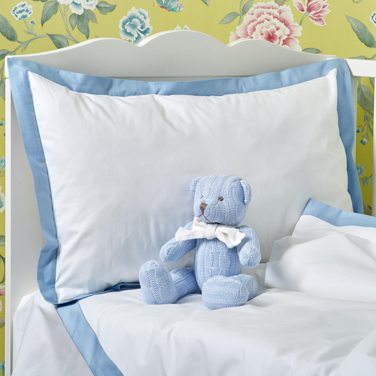 Детский постельный комплект Облака , inmyroom, Россия  - Купить