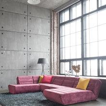 Фото из портфолио Bosssofa: павильонная съемка – фотографии дизайна интерьеров на INMYROOM