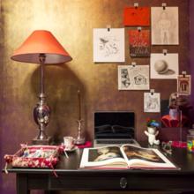 Фотография: Кабинет в стиле Кантри, Лофт,  – фото на InMyRoom.ru