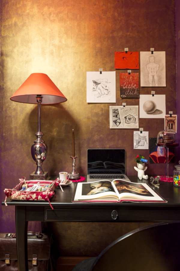 Фотография: Кабинет в стиле Прованс и Кантри, Лофт,  – фото на InMyRoom.ru