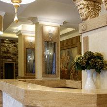 Фото из портфолио Холл в жилом доме Fenix de luxe в стиле современной классики – фотографии дизайна интерьеров на InMyRoom.ru