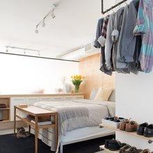 Фотография: Спальня в стиле Современный, Гардеробная, Советы, Анна Русскина – фото на InMyRoom.ru