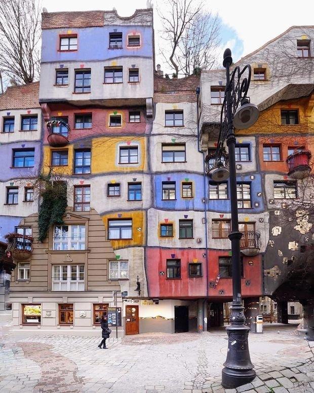 Фотография: Архитектура в стиле , Гид, Австрия, дизайн-гид – фото на INMYROOM