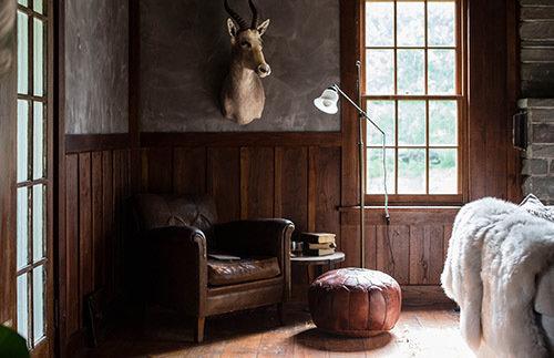 Фотография: Гостиная в стиле Прованс и Кантри, Дом, Переделка, Дом и дача – фото на InMyRoom.ru
