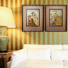 Фото из портфолио Orange Retro Magazines – фотографии дизайна интерьеров на INMYROOM