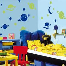 Фотография: Детская в стиле Современный, Эклектика – фото на InMyRoom.ru