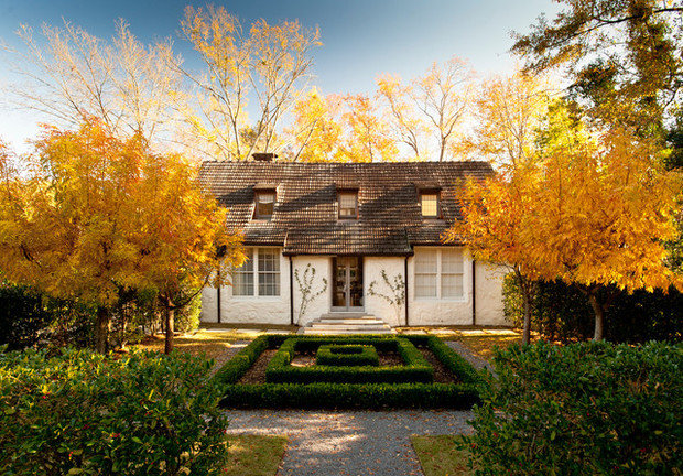 Фотография: Ландшафт в стиле , Дом и дача, Ирина Лукьянова, Дача осенью – фото на INMYROOM