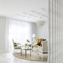 Фотография: Гостиная в стиле Классический, Скандинавский, Дом, Дома и квартиры – фото на InMyRoom.ru