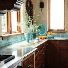 Фотография: Декор в стиле Кантри, Кухня и столовая, Декор интерьера – фото на InMyRoom.ru