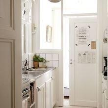 Фото из портфолио Дизайн маленькой кухни – фотографии дизайна интерьеров на INMYROOM