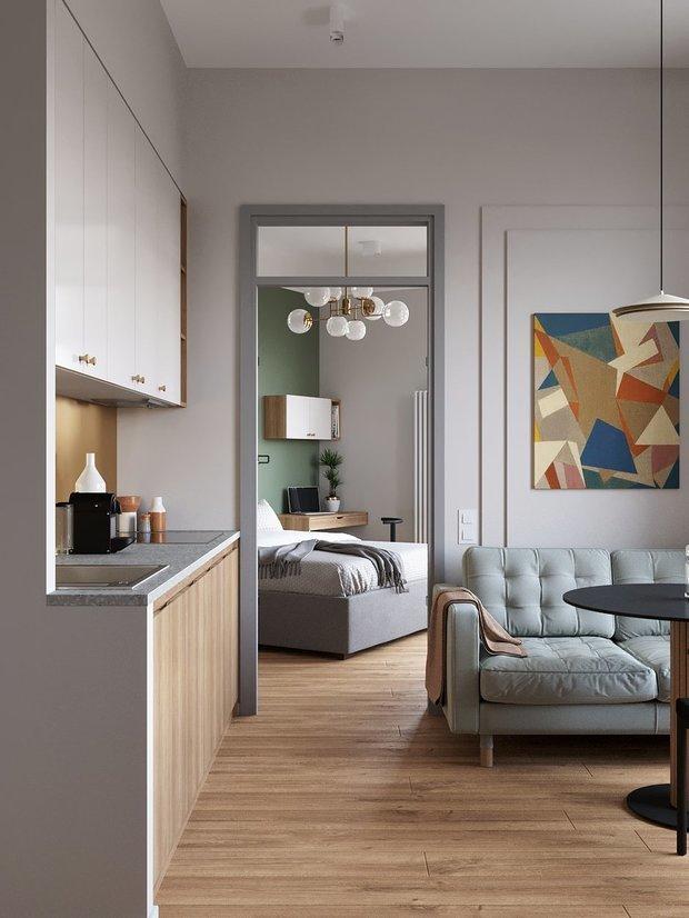 Фотография: Кухня и столовая в стиле Современный, Декор интерьера, Советы – фото на INMYROOM