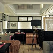 Фото из портфолио УрбанБар – фотографии дизайна интерьеров на INMYROOM