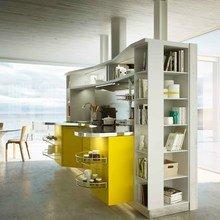 Фотография: Кухня и столовая в стиле Лофт, Хай-тек, Интерьер комнат – фото на InMyRoom.ru