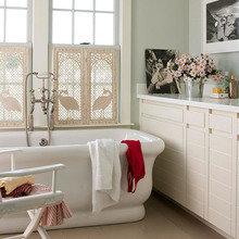 Фотография: Ванная в стиле Восточный, DIY, Дом, Дома и квартиры – фото на InMyRoom.ru