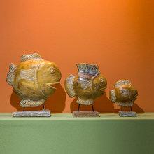 Декоративные фигуры Fishes GW