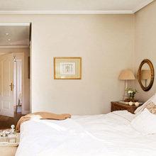 Фотография: Спальня в стиле Кантри, Дом, Терраса, Дома и квартиры, Бассейн – фото на InMyRoom.ru