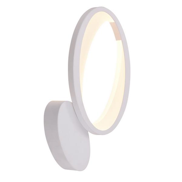 Фото #1: Настенный светодиодный светильник Idlamp Concetta Led White