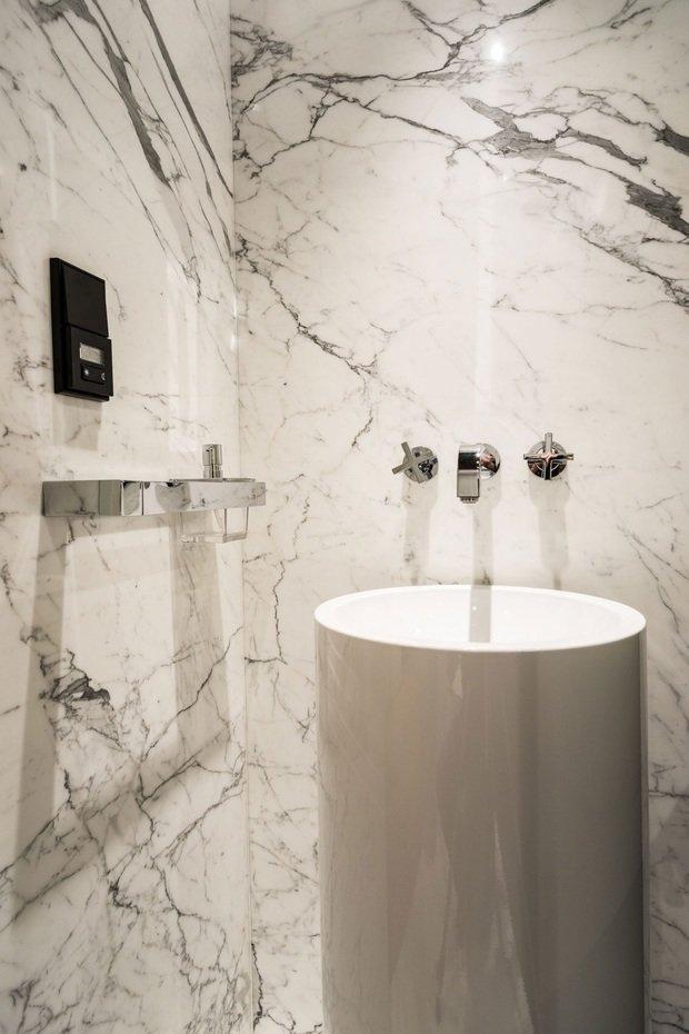 Фото из портфолио Любимое/ ванные комнаты – фотографии дизайна интерьеров на INMYROOM