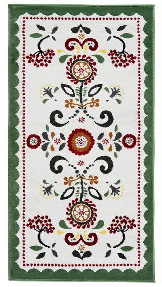 Фотография:  в стиле , Прованс и Кантри, Декор интерьера, Мебель и свет, Декор дома, Цвет в интерьере, IKEA, Посуда – фото на InMyRoom.ru