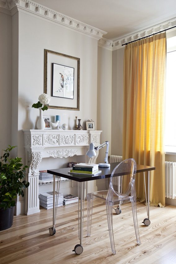 Фотография: Офис в стиле Классический, Скандинавский, Современный, Эклектика, Декор интерьера, Квартира, Дома и квартиры, IKEA – фото на InMyRoom.ru