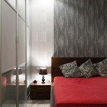 Фотография: Спальня в стиле Современный, Декор интерьера, Малогабаритная квартира, Квартира, Декор дома, Переделка, Ар-деко – фото на InMyRoom.ru