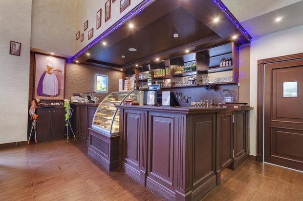 Фото из портфолио Кафе Шоколадница в Братеево – фотографии дизайна интерьеров на INMYROOM