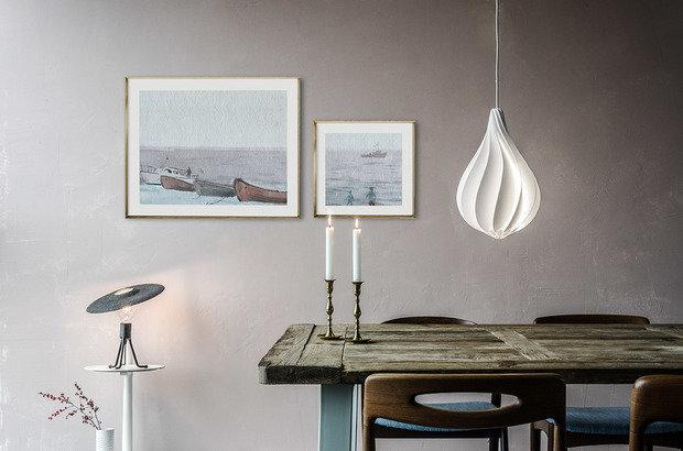 Фотография: Кухня и столовая в стиле Эклектика, Скандинавский, Карта покупок, Квартира, Дом, Vita Copenhagen – фото на INMYROOM