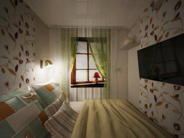 Фотография: Спальня в стиле Современный, Стиль жизни, Советы, Перепланировка, Переделка, Ремонт – фото на InMyRoom.ru